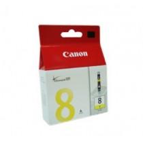 CANON CLI-8Y 黃色墨水匣