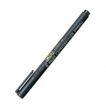 百樂牌 SW-DR 0.8mm 繪圖筆 - 黑色