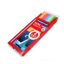 施德樓 137C12 水溶性木顏色筆
