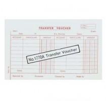 1770A 大本英文傳票  - TRANSFER