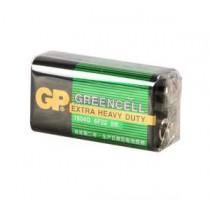 GP超霸 1604G (9V) 環保碳性電池 (獨立裝)