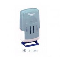 旗牌 CD-AEC 日期原子印 - 藍色 (3mm)