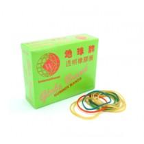 """1-3/4"""" 高級雜色盒裝橡膠圈"""