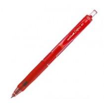 三菱 UMN-105 按制雙珠啫喱筆 - 紅色 0.5mm
