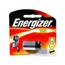 勁量 CR-123A 鋰電池 (獨立裝)