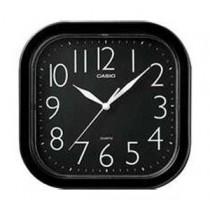 卡西歐 IQ02-1R 掛牆時鐘 (黑框)