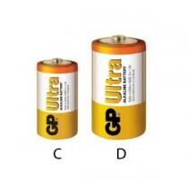 GP超霸 14A (UM-2) 特強鹼性電池 (2粒裝)