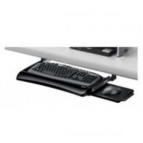 Fellowes FW91403 鑽檯式可調較鍵盤托連滑鼠托