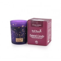 HERB THYME Cup Candle CC Series CC-01 (Black Cherry)
