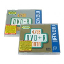 MAXELL DVD-R 4.7GB 16X 單片裝