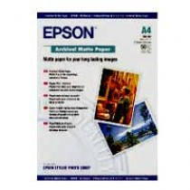 EPSON S041342 ARCHIVAL MATTE PAPER A4 (50)