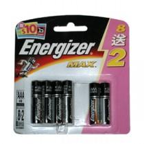 勁量鹼性電池 E-92 3A (10粒裝)