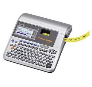 卡西歐 KL-7400 辦公室型英文標籤機