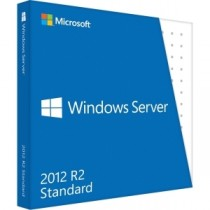 Windows Svr Std 2012 R2 64Bit ChnTrad Hong Kong DVD 5 Clt
