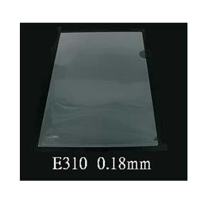 DATA BANK 0.18mm厚身 E310 A4 透明文件套 (12個裝)