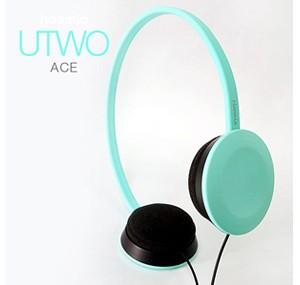 HOOMIA U2 ACE City Lifestyle Stereo Headphone - Tiffany Green