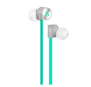 HOOMIA E1 Nautilus In-Ear Stereo Headset - Tiffany Green