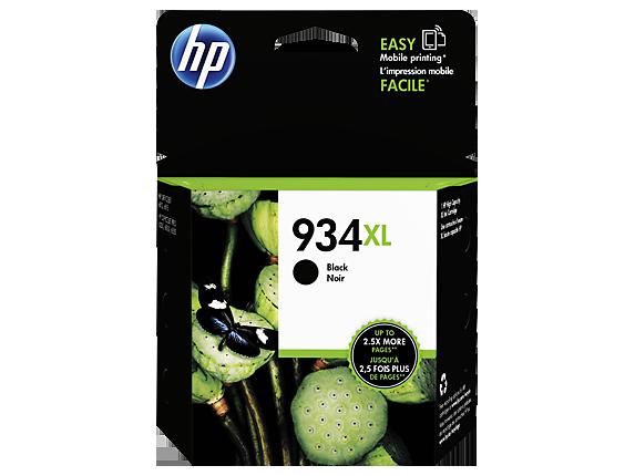 HP C2P23AA (NO.934XL) BLACK INK