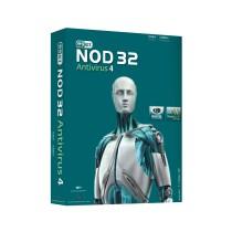 ESET NOD32 防毒軟件4 -商用戶單機版(1年)