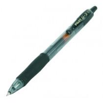百樂牌 G2-7 按制啫喱筆 - 黑色 0.7mm