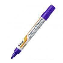 百樂牌 WBMK-M 銻桿白板筆 - 紫色