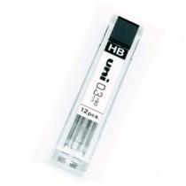 三菱 UL-1403 鉛芯 0.3mm - HB (12支裝)