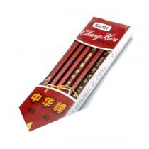 中華牌 6151 HB 紅黑桿鉛筆