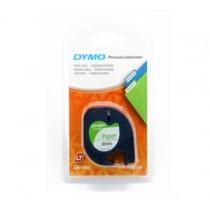 DYMO 91200 Letra Tag 機用標籤帶 (白色紙質)