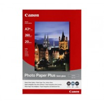 CANON SG-201-A4 PHOTO PAPER PLUS SEMI-GLOSSY (20Sheets/Pack)