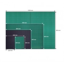 MIT 綠色界刀用膠墊板 450mm x 600mm