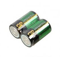GP超霸 13G (UM-1) 環保碳性電池 D Size (2粒裝)