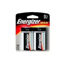 勁量鹼性電池 E-95 D Size (2粒裝)