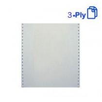 """DAISHO 3-PLY  9.5"""" x 11""""  PLAIN FORM - W/W/W (1K)"""