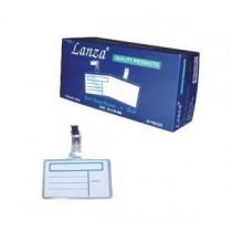 LANZA 9106 軟身人名掛牌 (橫放)