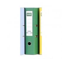 """地球牌 F4 3"""" 拱型扣文件存檔夾 - 綠色"""