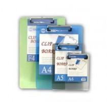 A4   透明雜色單板夾