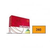 SINAR  80gsm  COPY PAPER  A3 - SAFFRON (#240)