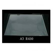 E430 A3 透明文件套 - 透明 (3 個裝)