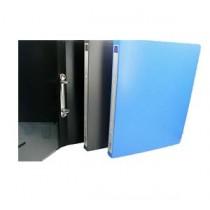 永富  RB3302A A4 2-O圈 活頁夾 16mm- 藍色