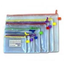 GLOBE  MP-A4 綱紋拉鏈袋