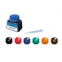 百樂牌 WBMA-TRF 膠桿白板筆用添加墨 - 啡色