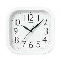卡西歐 IQ02-7R 掛牆時鐘 (白框)