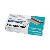 PANASONIC KX-FA136A FAX FILM FOR KX-F1010/1110/FP101/FM131