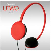 HOOMIA U2 ACE City Lifestyle Stereo Headphone - Red