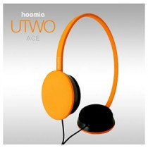 HOOMIA U2 ACE City Lifestyle Stereo Headphone - Orange
