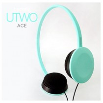 HOOMIA U2 ACE City Lifestyle Stereo Headphone - Tiffany Green