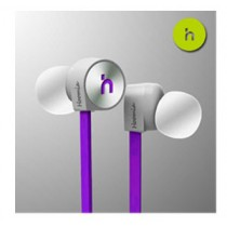 HOOMIA E1 Nautilus In-Ear Stereo Headset - Purple