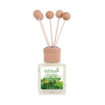 HERB THYME Perfume Aroma Reed Diffuser (120ml) RL Series RL-25 (Green tea)