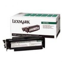 LEXMARK 12A7415 BLACK TONER FOR T420D