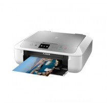 Canon PIXMA MG5770 Multi-Function Photo Printer - Silver White